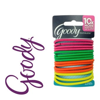 GOODY 07708 4MM ELASTICO X 15 CITRUS